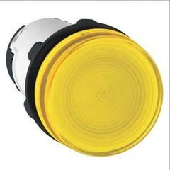 SEÑAL LUMINOSA PLASTICA AMARILLO S/LAMP XB7