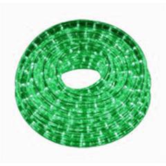 TIRA DE LED EXTERIOR 60 LED 2835 12V VERDE X MTR