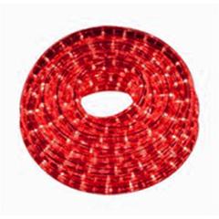 TIRA DE LED EXTERIOR 60 LED 2835 12V ROJO X MTR