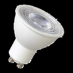LAMPARA LED DICROICA GU10  7W CALIDO  ALTO FLUJO