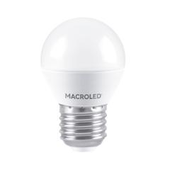 LAMPARA LED GOTA E27 6W/830 BCO CALIDO