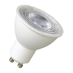 LAMPARA LED DICROICA GU10  7W CALIDO