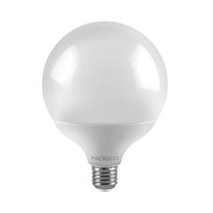LAMPARA LED GLOBO 18W/830 BCO CALIDO 200º