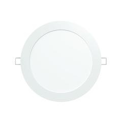 EMBUTIDO LED 12W/830 CALIDO REDONDO 110/240V