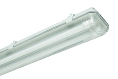 ARTEFACTO ESTANCO LED 2X10W S/TUBO