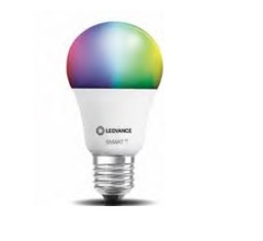 LAMPARA LED E27 RGB  SMART RGBW