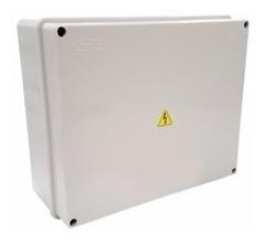 CAJA CONEXION PVC IP65  230X180X100MM