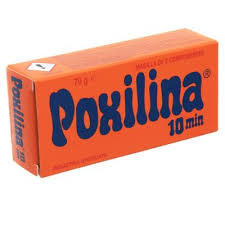 POXILINA 10 MINUTOS 38 ML