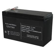 BATERIA ELECTROLITICO ABSORBIDO 12V-7AH