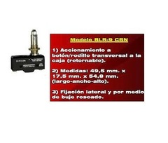 MICROCONTACTO  BLR-9 CBN         NEUMANN