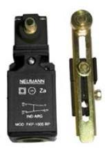 SET FKP-1005 (palanca + portapalanca + tapa + tornillo)