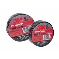 CINTA AISLADORA PVC 20 MTS NEGRA  1550 TEMFLEX