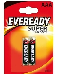 BLISTER PILA CHICA AAA CARBON EVEREADY