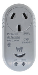 PROTECTOR DE TENSION 175/245V PR5 mini 2200W