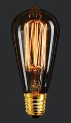 LAMPARA ANTIQUE 20W E27 AMERICANA