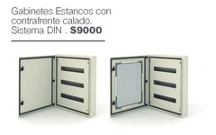 TABLERO ESTANCO  6 POLOS 200X200X100MM