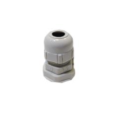PRENSACABLE NYLON PG9 C/TUERCA P/CABLE (4-7,5MM)