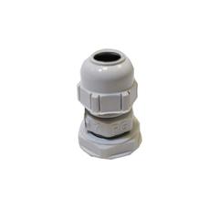 PRENSACABLE NYLON PG7 C/TUERCA P/CABLE (3-6MM)
