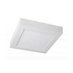 PLAFON LED 24W/840 NEUTRO CUADRADO  300X300MM