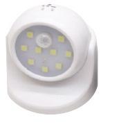 LUZ LED C/10 LEDS COB BLANCO JA1913