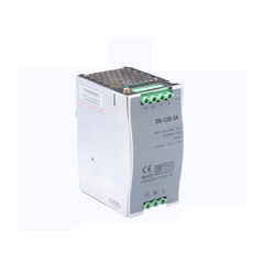 FUENTE SWITCHING MET DIN 220/24V 5A 120W IP20