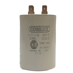 CAPACITOR 400 VCA  6 MF