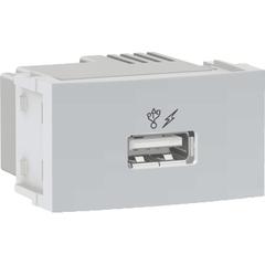 RODA PUERTO USB 2.0 1A 220V BLANCO