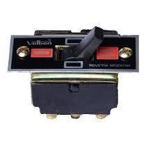 INTERRUPTOR TRIPOLAR 10A 380V 0-1 EMBUTIR