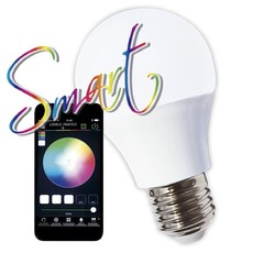 LAMPARA LED E27 5W 400LUMENES SMART
