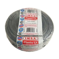 CABLE UNIPOLAR 1.50MM NEGRO X 100 MTS