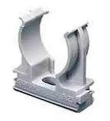 GRAMPA PVC RIGIDO  FIJACION PRESION 3/4