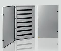 GABINETE ESTANCO DIN  72 POLOS 600X600X160MM IP65 FORARK