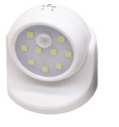 LUZ LED C/10 LEDS COB BLANCO JA1913