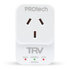 PROTECTOR DE TENSION 2100W P/TV-AUDIO-LAVAVAJILLA-CONSOLAS