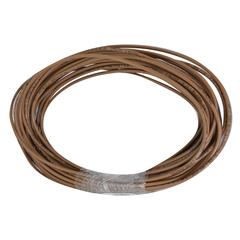 CORTE CABLE UNIPOLAR 2.50MM MARRON (15 MTS)
