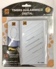 TIMBRE INALAMBRICO DIGITAL