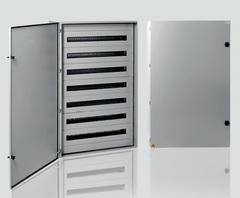 GABINETE ESTANCO 600X1050X210MM P/144 DIN IP65 FORARK