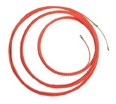CINTA PASACABLE 15 MTS  4MM   HELICOIDAL