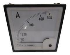 AMPERIMETRO  400/5 CL 1.5  96X96