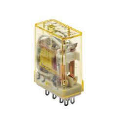 RELE 2 INVERSOR 24VCC RY2S-L  C/LED   AEA