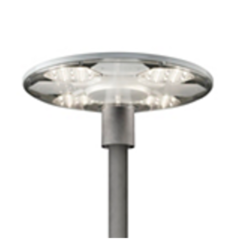 FAROLA LED 46W/840 TIPO PLATO IP65 6000LM