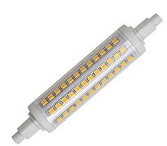 LAMPARA LED CUARZO 18W/865 BCO FRIO RX7 189MM P/CUARZO 1000W