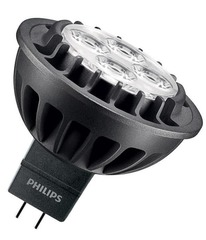 LAMPARA LED DICROICA GU5.3 7W 827  CALIDO 12V 24G DIMMER