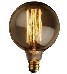 LAMPARA GLOBO 20W E27 ANTIQUE