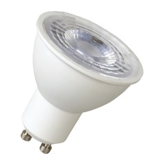 LAMPARA LED DICROICA GU10 7W CALIDA 100º
