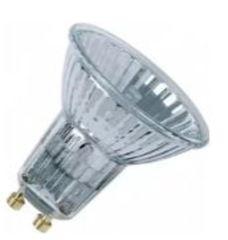 LAMPARA DICROICA 50W GU10  220V C/TAPA