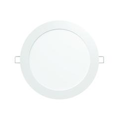 EMBUTIDO LED 18W/865 FRIO REDONDO1350LM 200MM - 265V VID    NCO