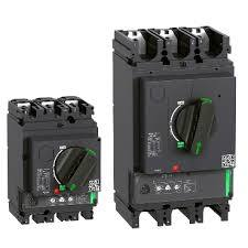 GUARDAMOTOR MAGNETOTERMICO 70-150A 36KA (EX  GV7RE150)