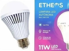 LAMPARA LED E27 11W/865  AUTONOMA
