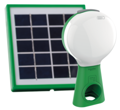 KIT SOLAR PORTATIL LINTERNA 50HS